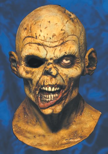 Gates of Hell Zombie Halloween Mask