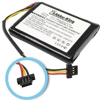 6310 ORIGINAL Accu Batterie pour Navigon 4350 max 6350 Live