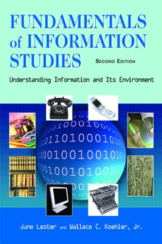 Fundamentals of Information Studies: Understanding...