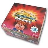 2013 Topps Garbage Pail Kids Chrome Retail Box