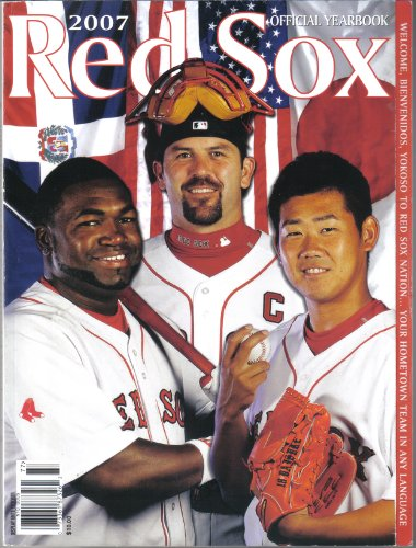 2007 Boston Red Sox Official Yearbook at Amazon.com