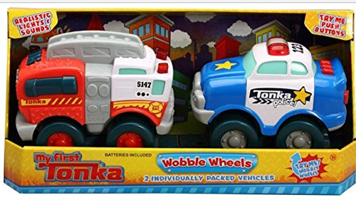 my-first-tonka-wobble-wheels-police-car-and-fire-truck-two-pack-set