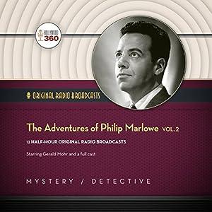 The Adventures of Philip Marlowe, Vol. 2 Radio/TV Program