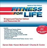 img - for By Darren Dale Fitness for Life Wraparound Teacher Edition and Resources Kit-Updated 5th Edition (5th) [Ring-bound] book / textbook / text book