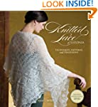 Knitted Lace of Estonia with DVD: Tec...