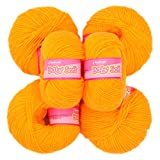 Vardhman Acrylic Knitting Wool, Pack Of 6 (Pack Fo 6)