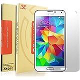 SAVFY Panzerglasfolie Samsung Galaxy S5 / S5 Neo Schutzfolie Glas Screen Protector 9H