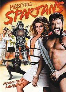 Meet the Spartans Poster 27x40 Michael Arnona Diedrich Bader Ike Barinholtz