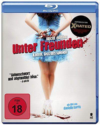 Unter Freunden - Komm, lass uns spielen (Uncut) [Blu-ray]