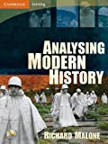 img - for Analysing Modern History book / textbook / text book