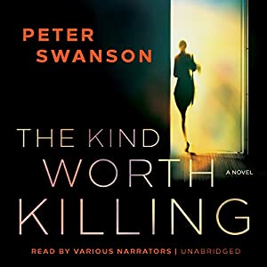 The Kind Worth Killing (REQ) - Peter Swanson