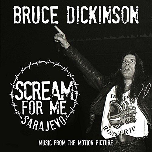 CD : Bruce Dickinson - Scream For Me Sarajevo (CD)