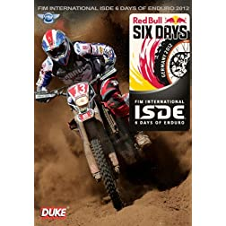 FIM International ISDE Six Days Enduro Review 2012 - Germany