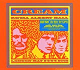 Royal Albert Hall, London, May 2-3-4-5, 2005 Cream