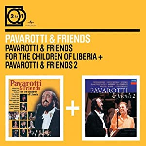 Pavarotti & Friends 1 & 2