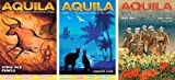 New Leaf Publishing Aquila Children's Magazine - Hungry for History Bundle - Stone Age People, Captain Cook and World War One