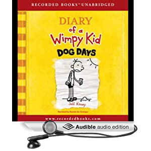 Diary of a Wimpy Kid: Dog Days - Book Review - Children s Books