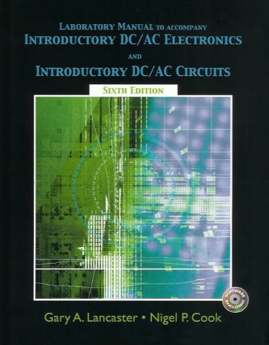 Epubs Ebooks Pdf Introductory Dc/ac Electronics And ...