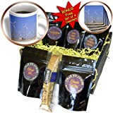 cgb_88138_1 Danita Delimont - Energy - Wind turbines for energy in desert of California - US05 BBA0058 - Bill Bachmann - Coffee Gift Baskets - Coffee Gift Basket