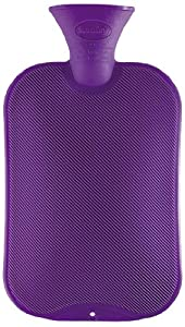 Fashy Classic Hot Water Bottle (Assorted Colors) hot water bottle