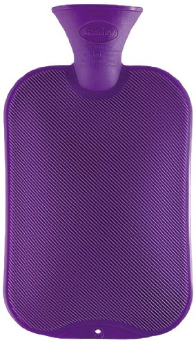 Great Features Of Fashy Classic Hot Water Bottle (Assorted Colors) hot water bottle