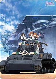 キャラクター万能ラバーマット ガールズ&パンツァー 戦車のある学園生活、はじめました