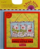 The Three Little Pigs Book & CD (Read Along Book & CD)