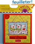 Three Little Pigs Book & CD