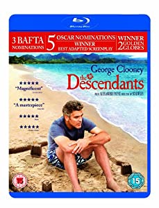 The Descendants [Blu-ray]