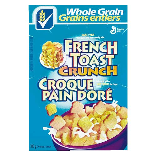 One, French Toast Crunch Cereal