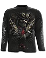 Spiral : Steampunk Bandit Top Homme manches longues