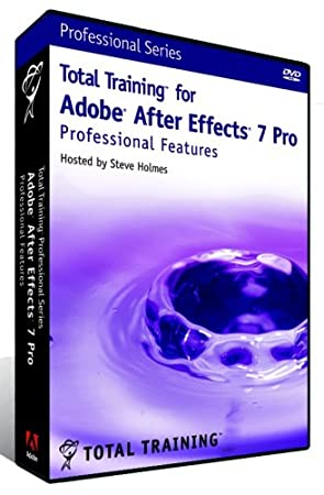 Total Training for Adobe After Effects 7 Pro: Broadcast Design Secrets Advanced