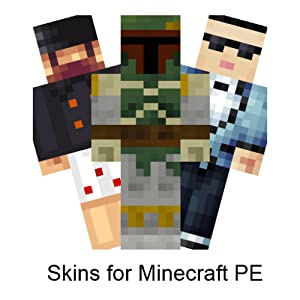 Amazon.com: Skins for Minecraft PE: Appstore for Android