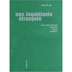 Une inquiétante étrangeté - Edouard Dor