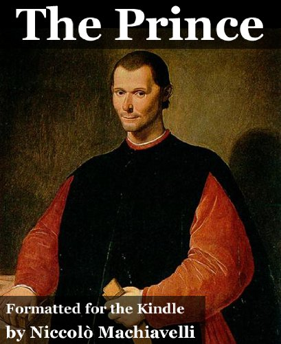 a review of machiavellis the prince Machiavelli and religion the role that religion plays in machiavelli's the prince review of: machiavelli's god university of notre dame, philosophical.