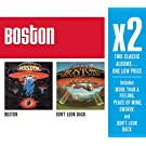 X2 (Boston/Don't Look Back)