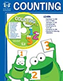 Counting Activity Book/Counting Music Cd (Twin Sisters Productions: Growing Minds with Music)