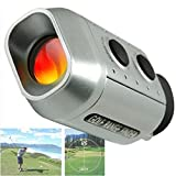 Golf Digital 7X Optic Telescope 800m Sport Laser Range Finder Distance Measure