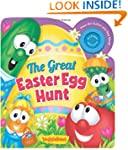 Great Easter Egg Hunt w/ music (Veggi...