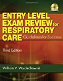 img - for Entry Level Exam Review for Respiratory Care (Test Preparation) book / textbook / text book