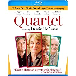 Quartet [Blu-ray]