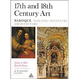 17th and 18th century art