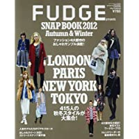 FUDGE SNAP BOOK 表紙画像