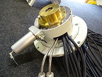 JEOL JSM-IC845A SEM845 Electron Scanning Microscope ELECTRON COLUMN PART