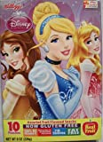 Kellogg's Assorted Fruit Flavored Snacks, Disney Princess 8 Oz Box (10 Pouches)