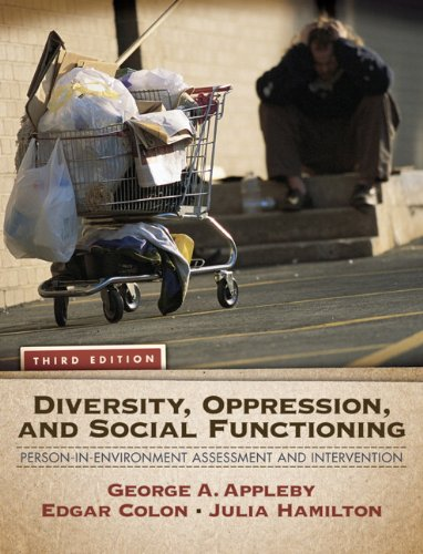 Diversity, Oppression, and Social Functioning:...