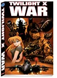 img - for Twilight X: War Volume 1 (v. 1) book / textbook / text book