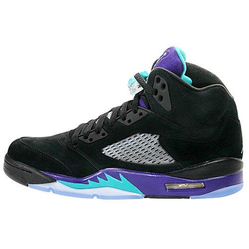 Air Jordan 5 Retro Mens Style: 136027-007 Size: 8 (Retro Jordan Grape 5 compare prices)