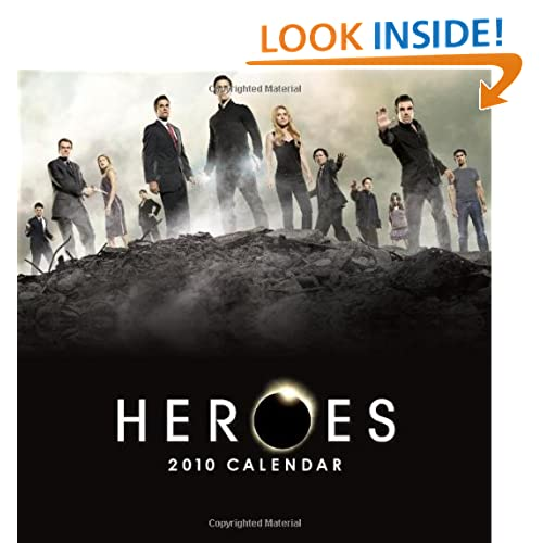 Heroes: 2010 Wall Calendar LLC Andrews McMeel Publishing and Andrews McMeel Publishing