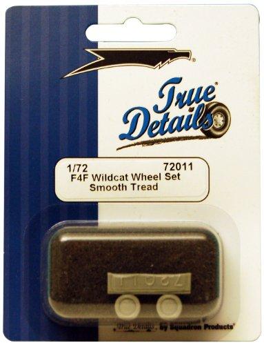 True Details TD72011 F4F Wildcat Wheel Set - 1